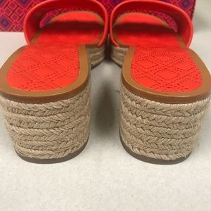 90379f8e3d9 Tory Burch Shoes - Tory Burch Fleming Espadrille Sandals 8